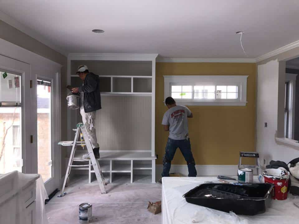 Expert Interior House Painting
