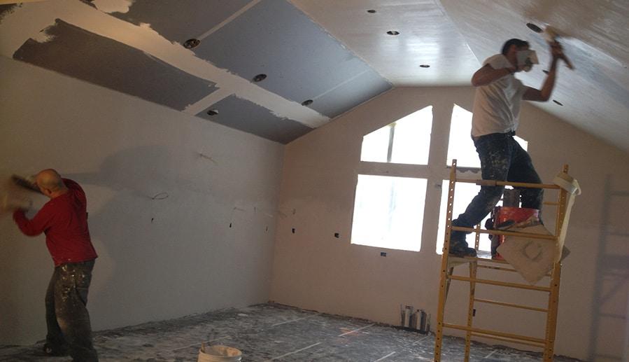 Plastering Contractors Waltham MA