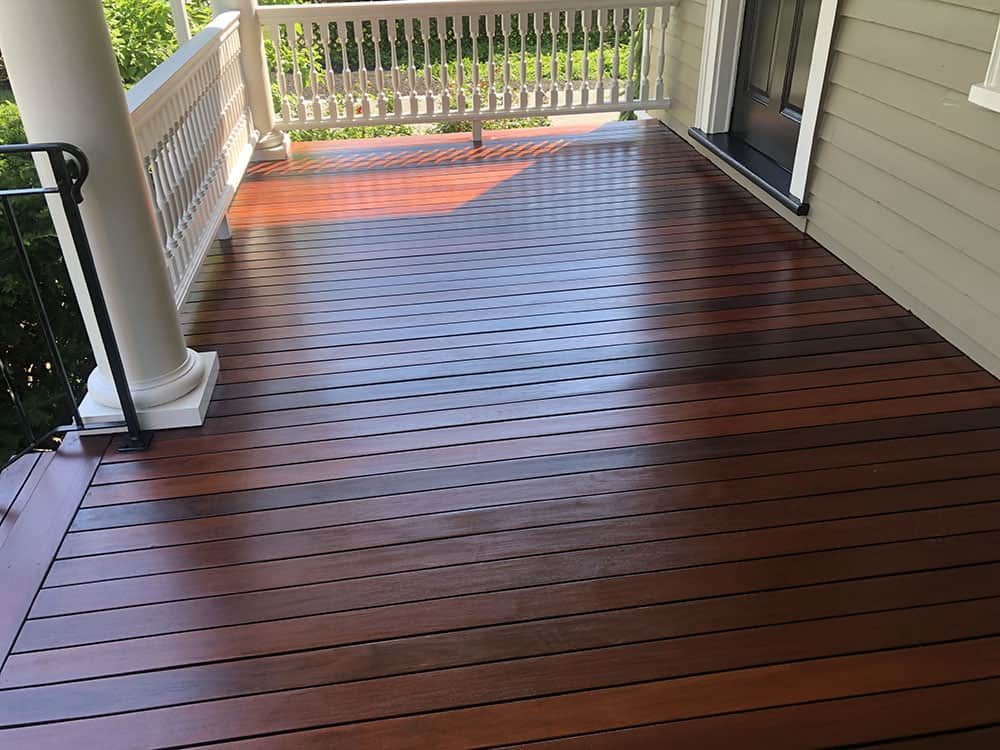 Deck Staining and Painting by JK Painting Service Corp